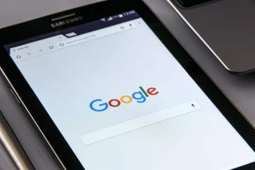 Search Engines, Tablets and Mobile Devices
