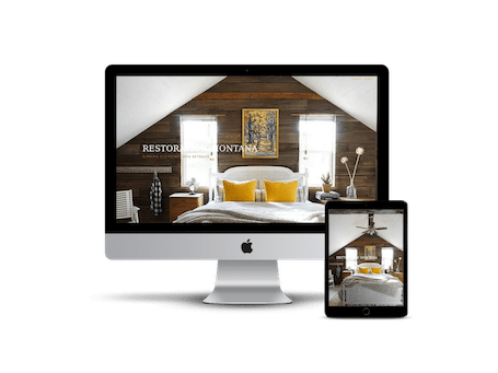 Restoration Montana | Weblast Marketing Web Design Montana